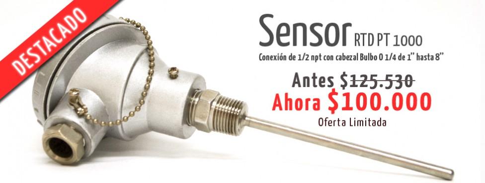Sensor MR Control S.A.S