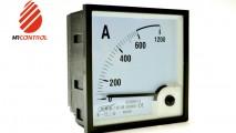 Amperímetro análogo