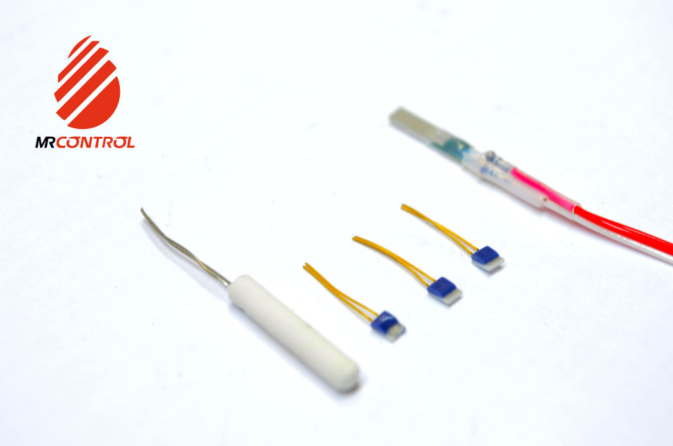 Elementos termopares tipo J,K,S,T,R, RTD´S PT100, PT1000, clase A y B